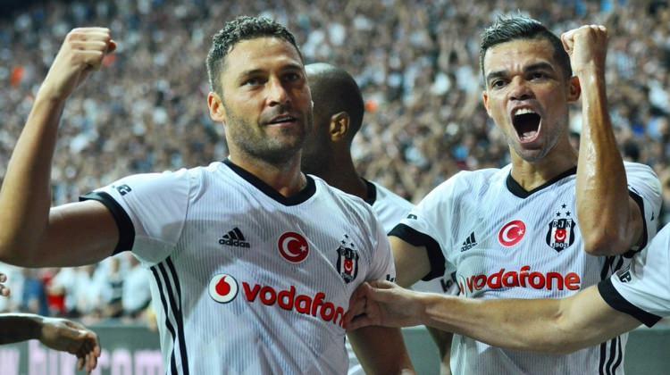 Beşiktaş'tan Dusko Tosic bombası!