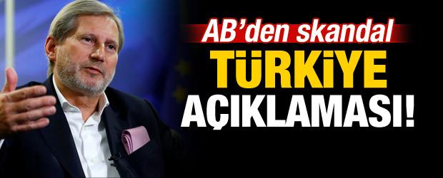 AB'den kızdıracak teklif! Skandal Türkiye sözleri