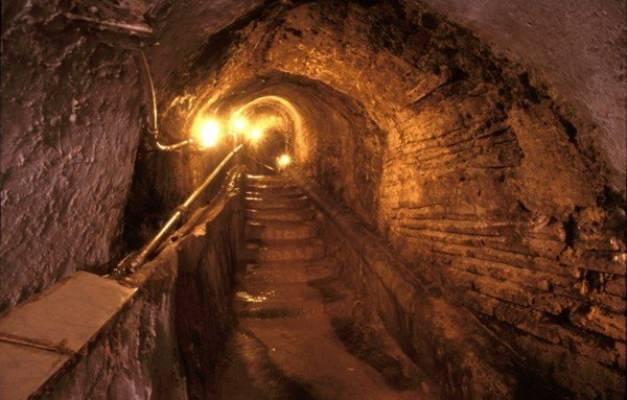 İstanbul'un altında yer alan gizli şehir...