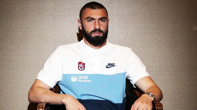 Beşiktaş'tan Burak açıklaması! 'Tek şart...'