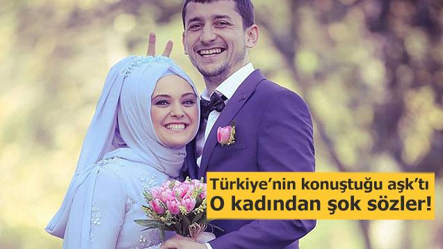 Türkiye'nin konuştuğu aşktı! O kadından şok sözler