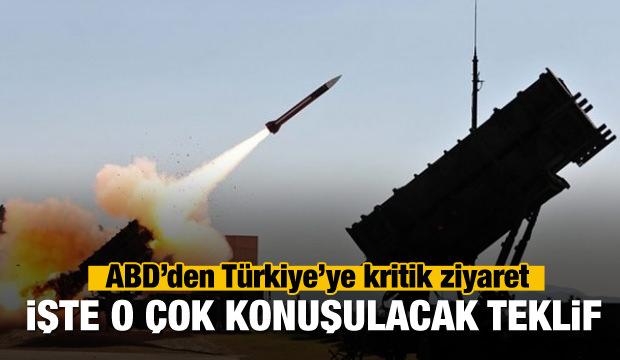 ABD'li diplomat Türkiye'ye geliyor! İşte teklifi
