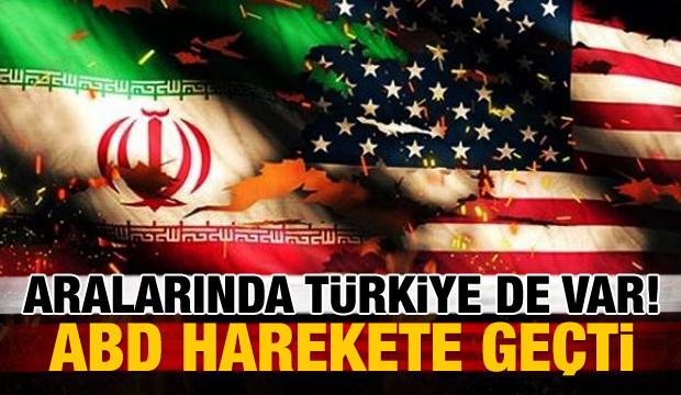 Aralarında Türkiye de var! ABD'den İran'a yaptırım