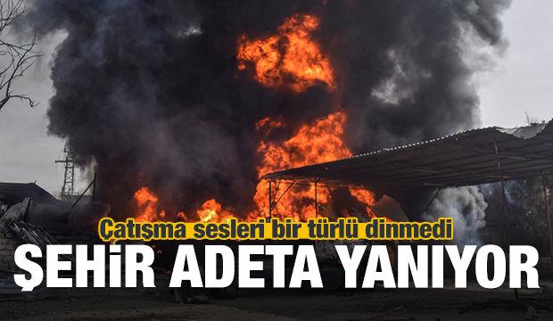 Doğu Guta'da katliam devam ediyor