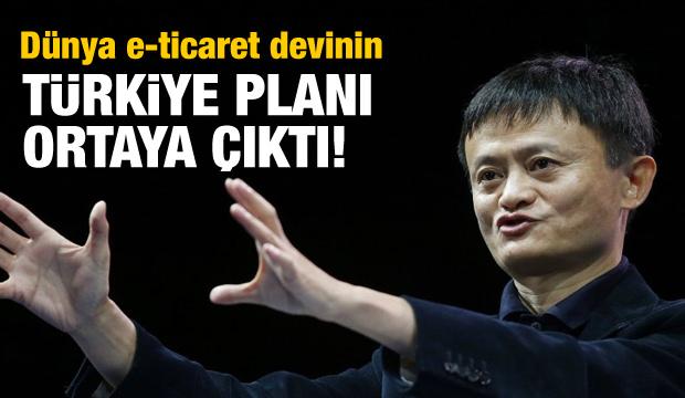 Dünya devinin Türkiye planı ortaya çıktı!