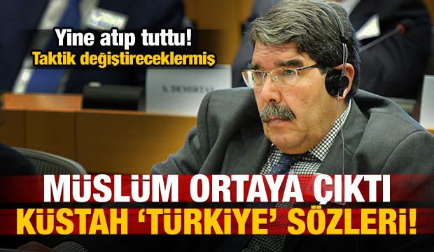Müslüm ortaya çıktı! Küstah 'Türkiye' sözleri