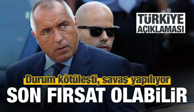 Tarihi zirve öncesi Türkiye açıklaması