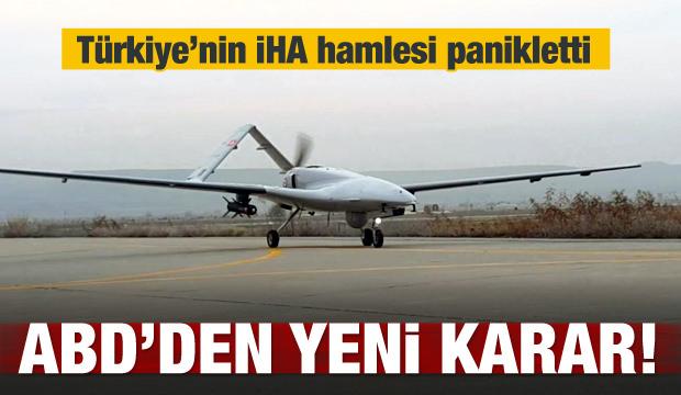 Türkiye'nin hamlesi panikletti! ABD'den yeni karar