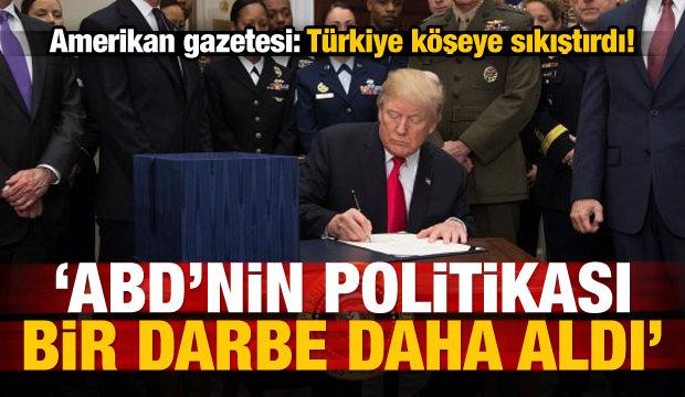 'YPG'nin yenilgisi ABD'ye bir darbe daha'