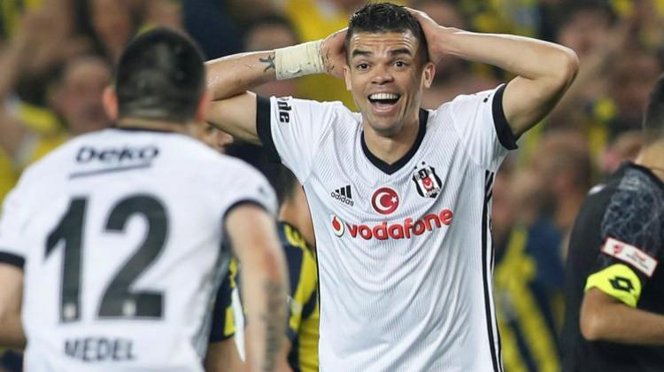 Beşiktaş'ta Pepe depremi! G.Saray maçında...