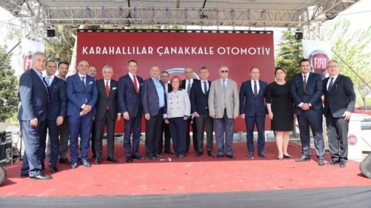 Fiat'tan Çanakkale'ye yeni tesis!
