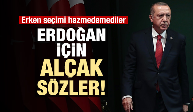 İngiliz Guardian'dan Erdoğan'a alçak sözler