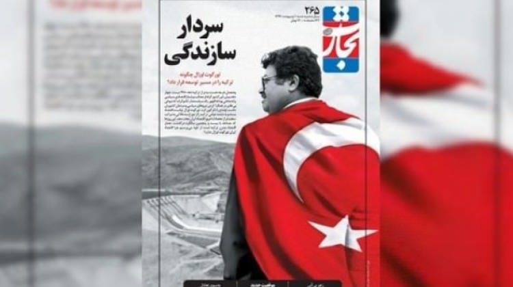 İran'da 'Turgut Özal' için bu başlığı attılar