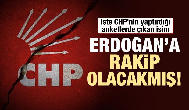 İşte CHP'nin yaptırdığı anketlerde çıkan isim!