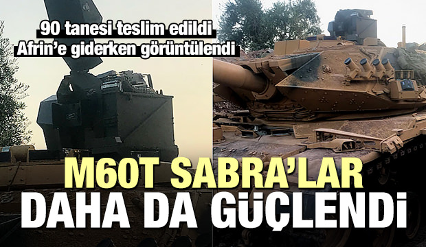M60T Sabra'lara 40 mm bomba atar