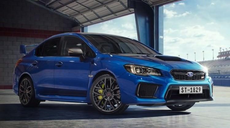 Subaru 60'ıncı yılını kutluyor
