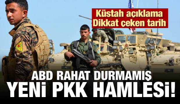 Terör örgütü PKK, ABD'ye şube açmış