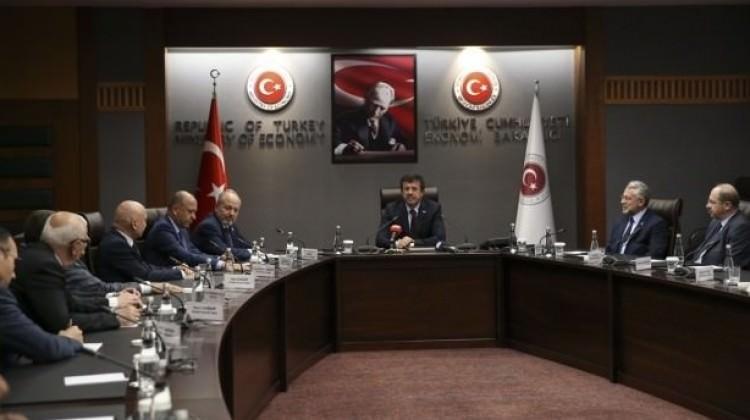 Zeybekci: Türkiye'nin zaman kaybına tahammülü yok