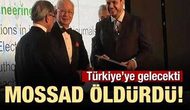 Türkiye'ye gelecekti! MOSSAD öldürdü