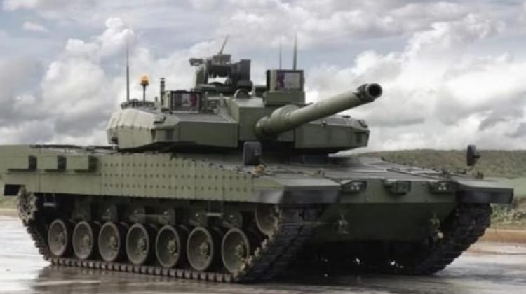 Altay tankı ihalesini kazan firma belli oldu