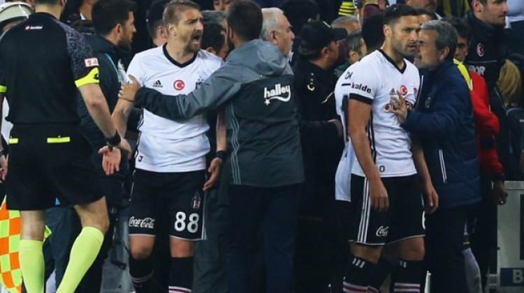 Beşiktaşlı üç futbolcu polise ifade verdi!