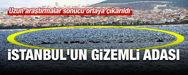 İstanbul'un kayıp adası Vordonisi