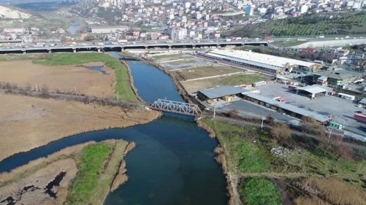 Kanal İstanbul'a 1.2 milyarlık üs