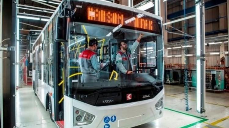 Karsan'dan elektrikli otobüs 'atağı'