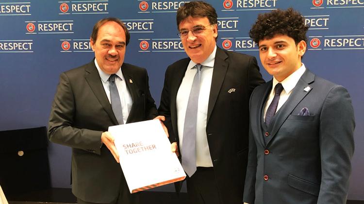 UEFA'ya teslim ettik! Tarihi gün 27 Eylül...