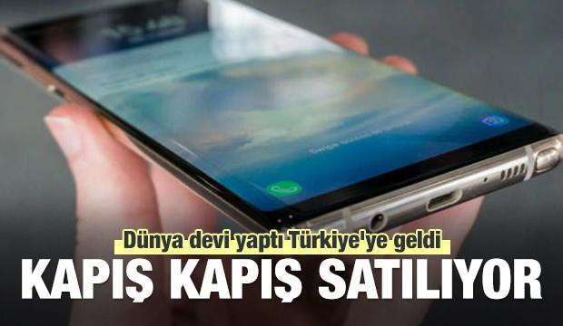Türkiye'de en çok bu telefonlar satıyor!