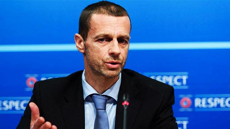 """UEFA Başkanı konuştu! """"Umuyorum ki G.Saray..."""""""