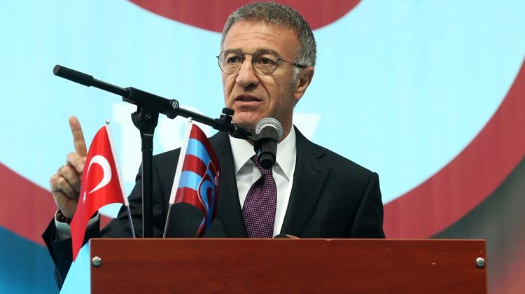 Ahmet Ağaoğlu'na PFDK'dan şok ceza!