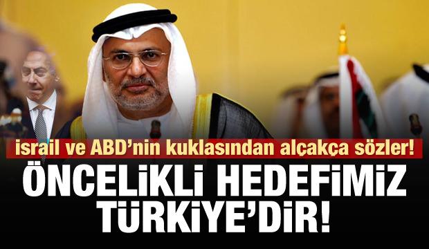 BAE'den alçak sözler: Öncelikli hedefimiz Türkiye!