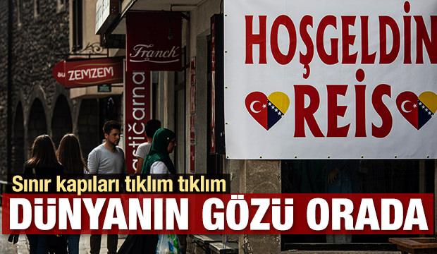 Dünyanın gözü orada! Erdoğan bugün...
