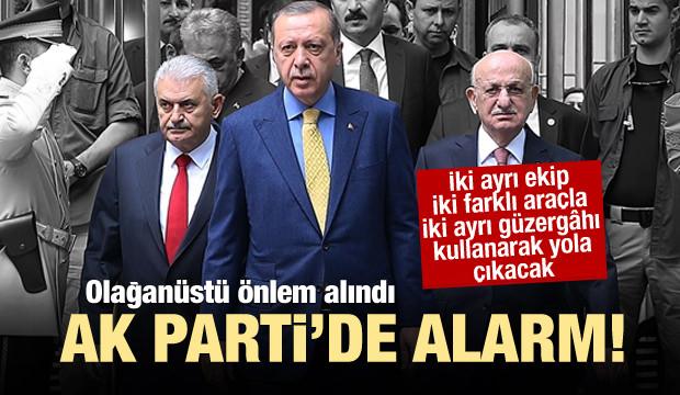 AK Parti'de aday listelerine üçlü koruma