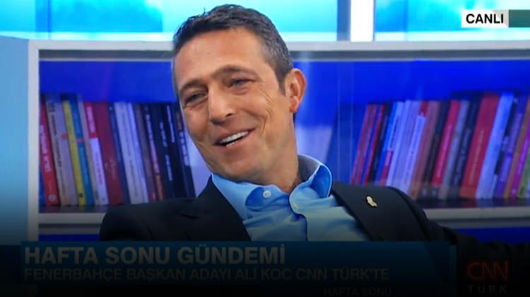 Ali Koç'tan Aykut Kocaman itirafı! Resmen duyurdu