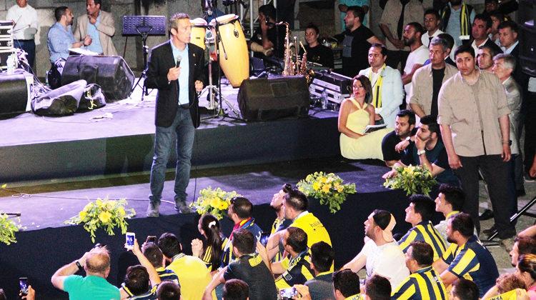 'Diktatör' seslerine Ali Koç'un tepkisi...