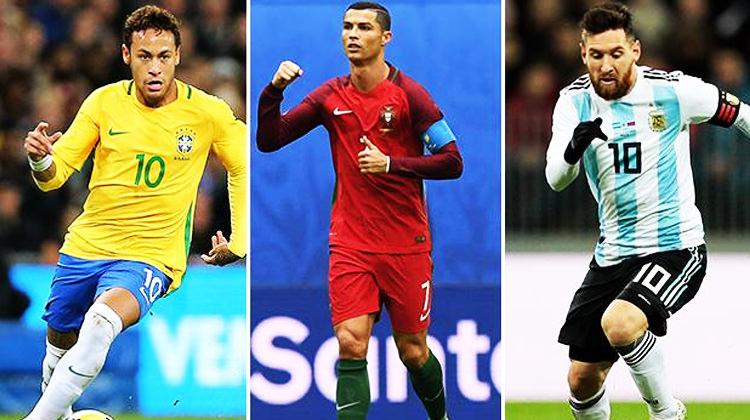 Dünya Kupası öncesi dev maçlar ÜLKE TV'de!