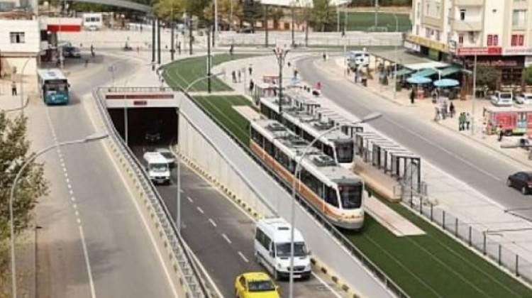 Gaziantep'te metro için kollar sıvandı