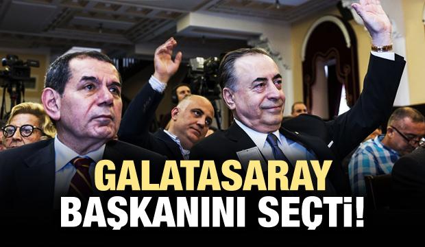 Başkan yeniden Mustafa Cengiz!