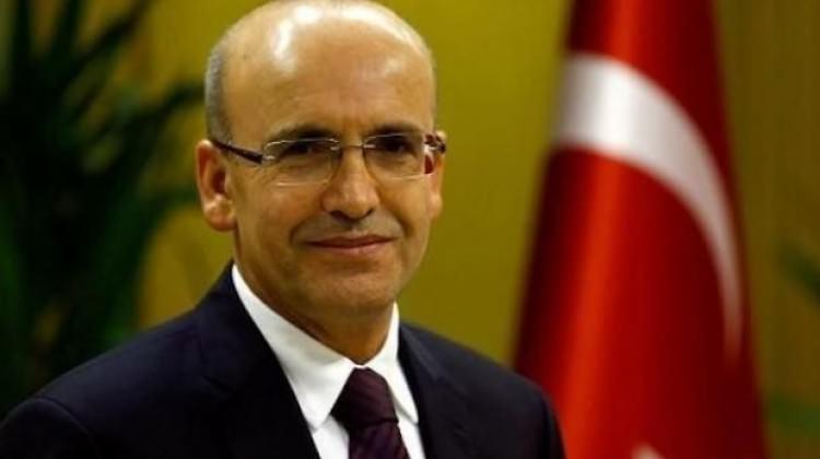 Mehmet Şimşek'ten kritik Halkbank açıklaması