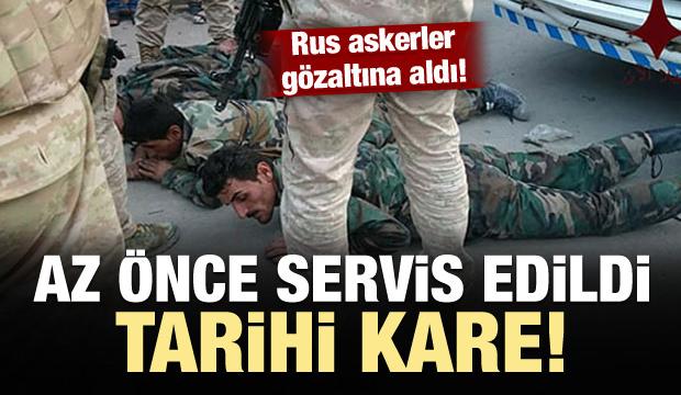 Rusya'dan Esed askerlerine müdahale!
