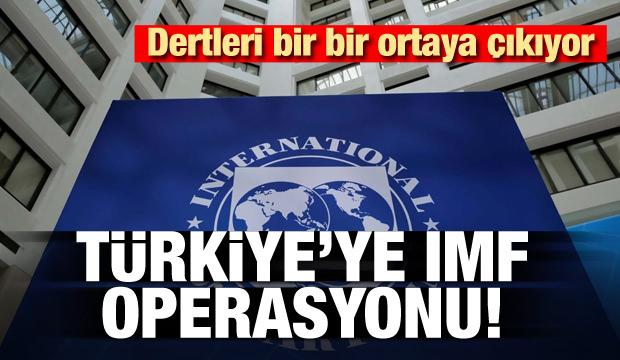 Türkiye'ye IMF operasyonu