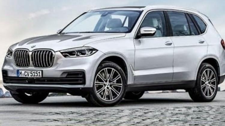 Yeni BMW X5, 7 Serisi'nin platformunda yükselecek