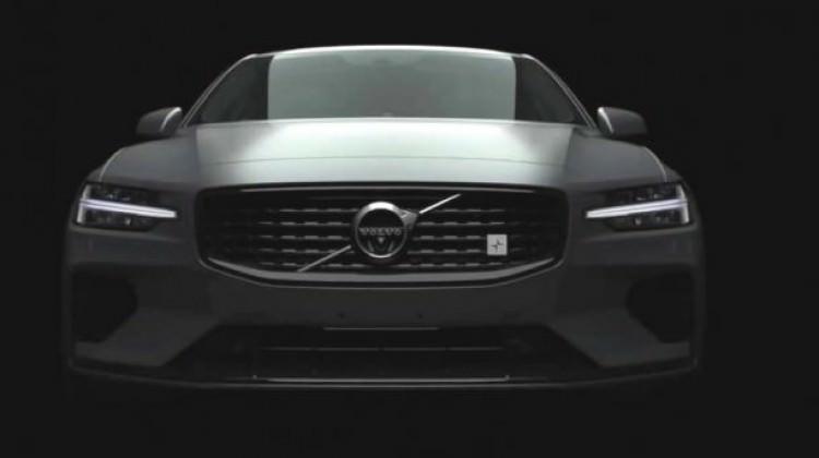 410 beygirlik Volvo S60'ın detayları ortaya çıktı