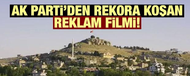 AK Parti'den rekor kıran reklam filmi!