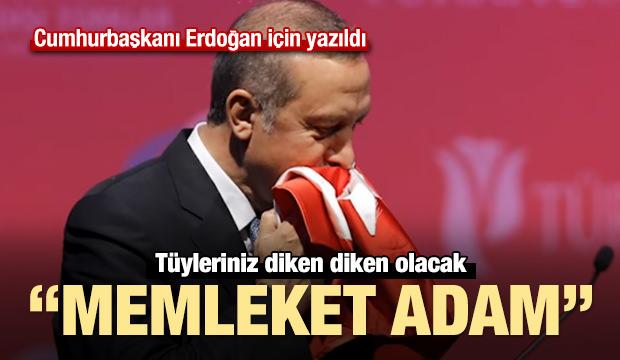 Arif Nazım'dan Memleket Adam-Recep Tayyip Erdoğan