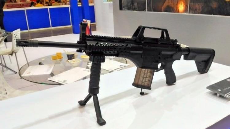 Özel sektörden milli piyade tüfeği atağı!