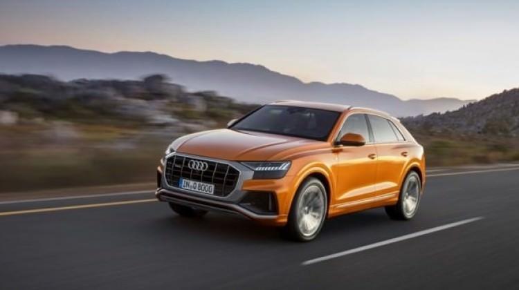 Audi ailesinin yeni yüzü: Q8