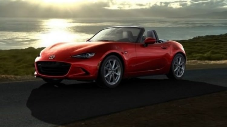 2019 Mazda MX-5 Miata daha güçlü olacak!
